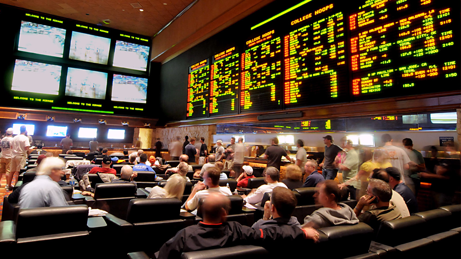 college sports game las vegas nfl point spreads