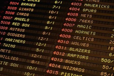 sports betting spread