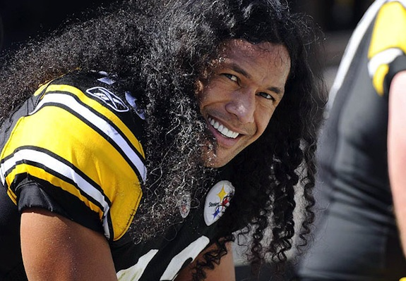 Troy Polamalu Haircut Pictures | hairstylegalleries.com