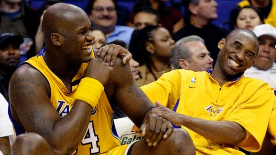 Shaquille ONeal-Kobe Bryant feud